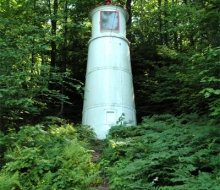 Munising Rear Range Light
