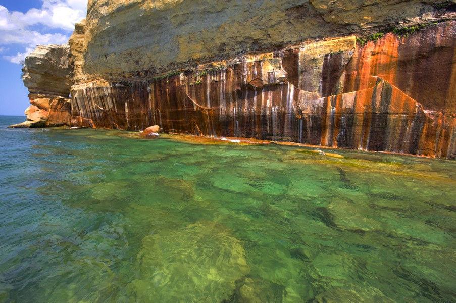 Pictured Rocks Tours Munising Michigan