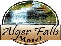 Alger Falls Motel Of Munising Michigan