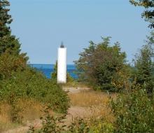 Grand Island Harbor Range Front