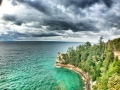Pictured Rocks Shoreline
