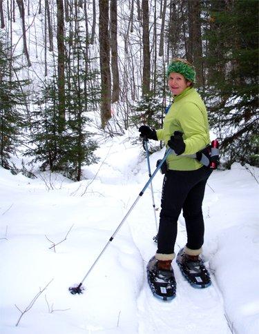 Snow_shoeing