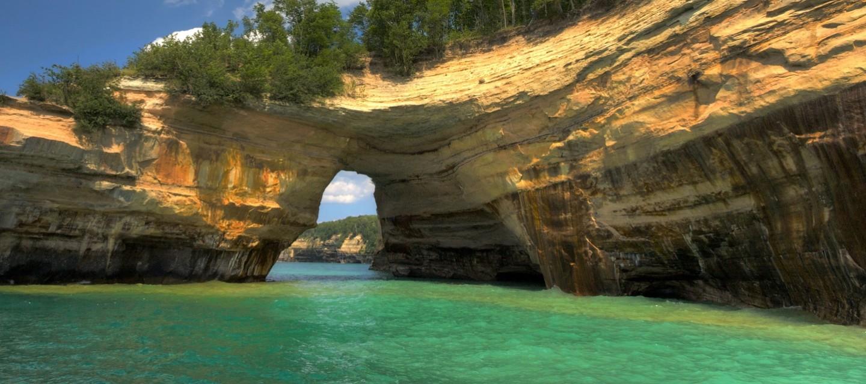 Pictured Rocks Tours Munising Michigan